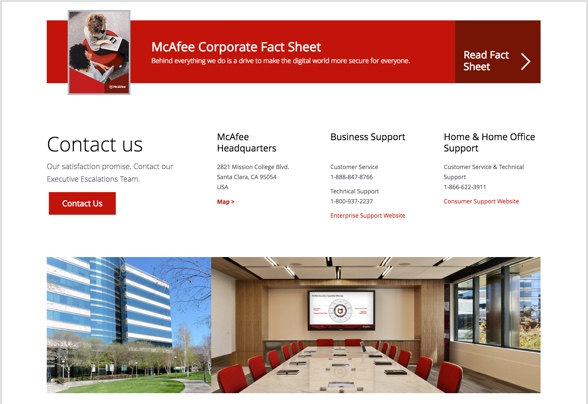 Learn more about McAfee